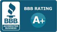 A+ Better Business Bureau Member